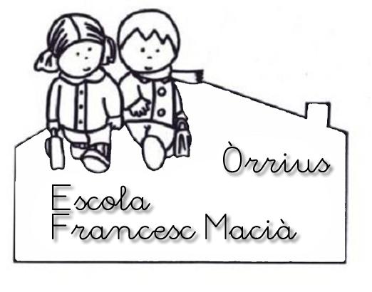 Logo Escola Francesc Macià d'Òrrius